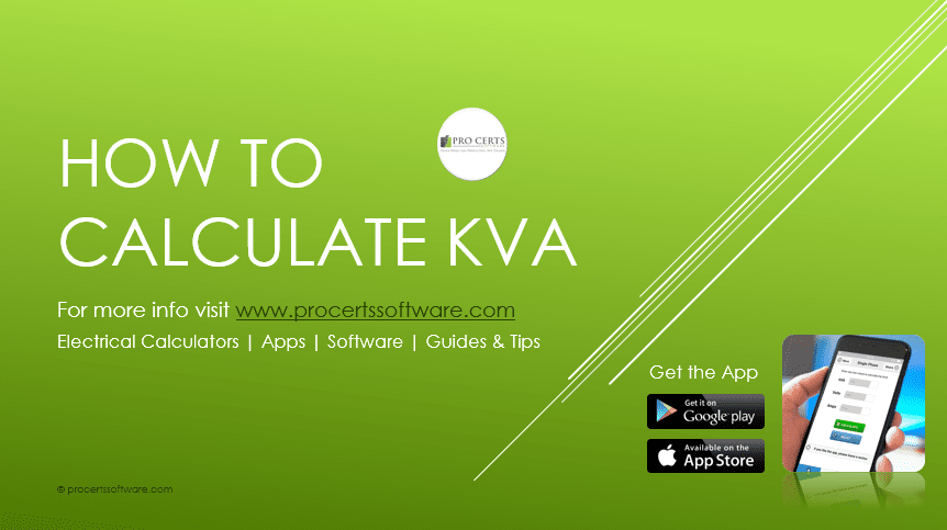 How to Calculate kVA