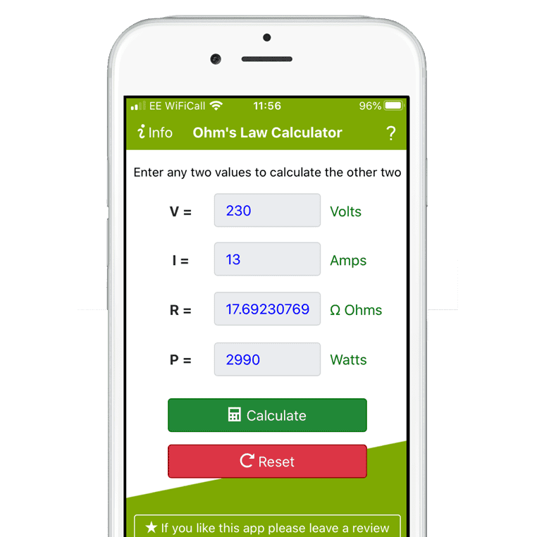 http://Ohms%20Law%20Calculator
