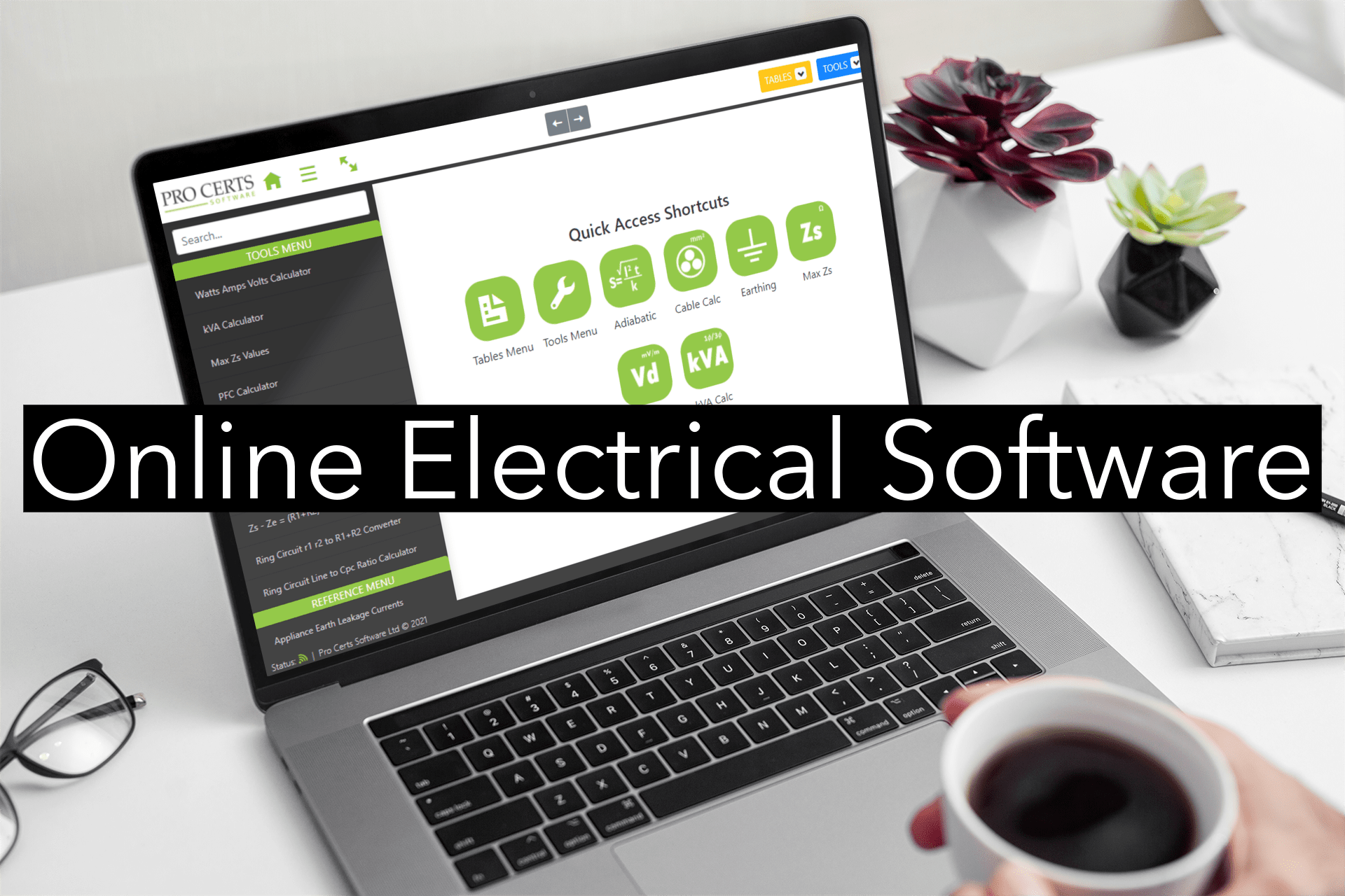 Online Electrical Software